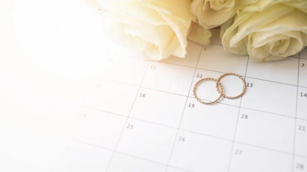 結婚式・入籍の日取り【四柱推命と日選びの技術で大安に惑わされない!】