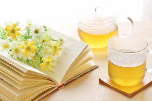 五行茶(オリエンタルハーブティー)~手軽に体質別ケアを体験してみよう!~木・火・土・金・水