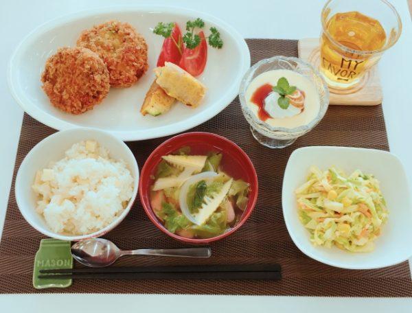 バランス良い食事のコツ【五行で簡単バランスチェック】