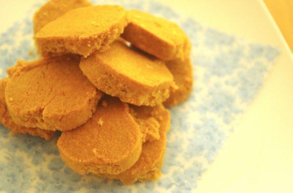 【おすすめのおからクッキー】バター・卵なし!サクサクで小麦粉少なめ!おからの効果を美味しく摂取!