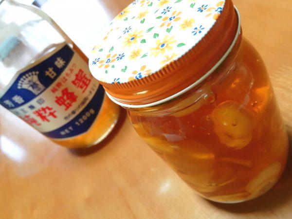 【高麗人参の蜂蜜漬け】嬉しい効能と作り方、食べ方