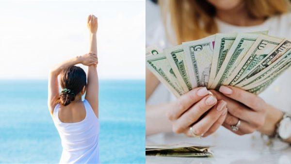 【お金と健康】一度には手に入らない!健康とお金の優先順位